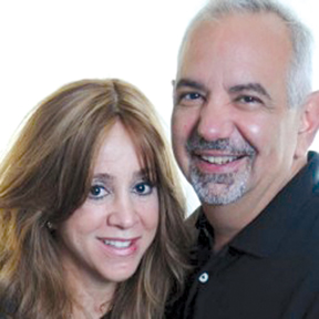 Judi Franco and Dennis Malloy of NJ101.5 will be appearing Saturday, March 22, at the Axelrod Performing Arts Center in Deal Park. Courtesy NJ101.5