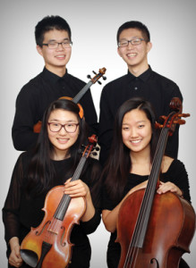 Young musicians, under the direction of Miae Park, will perform at a classical concert at the Lutheran Church of the Good Shepherd in Holmdel on April 27.