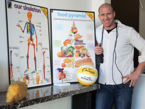 Mike DeSevo hopes his KidFit Academy will help children foster healthy and active lifestyles that will last a lifetime.