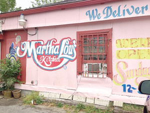 Martha Lou's popular eatery is located in Charleston, S.C.