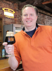 Augie Carton of Carton Brewing in Atlantic Highlands will be one of the featured speakers on Saturday, May 10, at the TEDXNavesink talks in Red Bank.