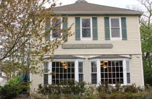 The Junior League of Monmouth County's headquarters is housed in a former Rumson firehouse.