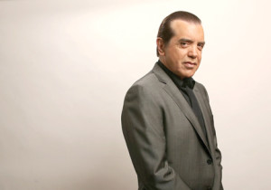 Chazz Palminteri brings his one-man show on June 26-27 to the Count Basie Theatre in Red Bank.
