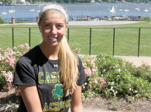 Grace Fallon, a Red Bank Catholic all star, will be attending Duke University in the fall and will be a member of the school's lacrosse team.