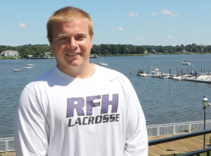 J.T. Jennings is leaving Rumson-Fair Haven Regional High School with fond memories of a sterling athletic career as he moves onto Siena College in Loudonville, N.Y., to play lacrosse.