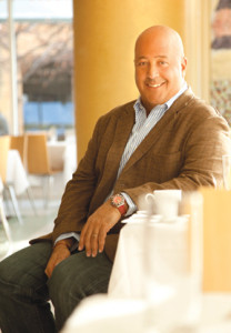 Andrew Zimmern will be appearing at the Count Basie Theatre as part of the Appetite weekend of events and presentations. --Courtesy Count Basie Theatre