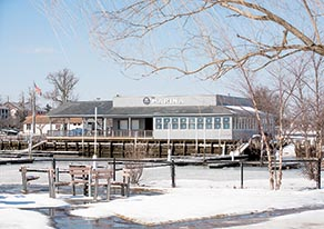 The Marina at Oceanport is designed to have a boat launch and 71 slips on Oceanport Creek.