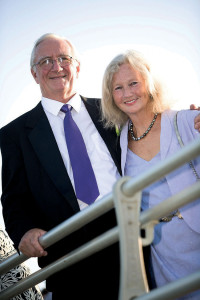 Alastair and Jan Glass