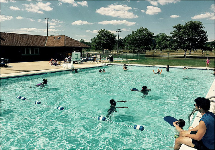 the two river times the county s new pool facility