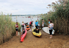 Paddle on the Navesink 4