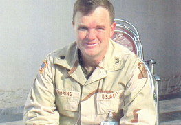 Platte B. Moring III is a retired lieutenant colonel US Army.