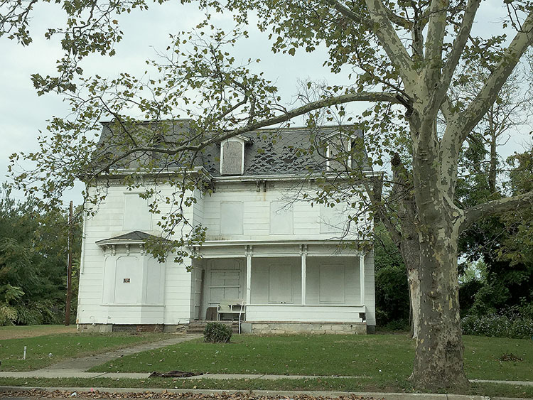 Local Historic Preservationists Are Still Hopeful They Will Be Able To Save  The Historic But Badly