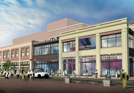 Fundraising is under way for the $20 million expansion of The Count Basie Theatre at 99 Monmouth Street in Red Bank.