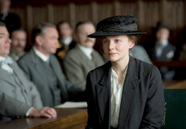"Carey Mulligan stars in ""Suffragette."""