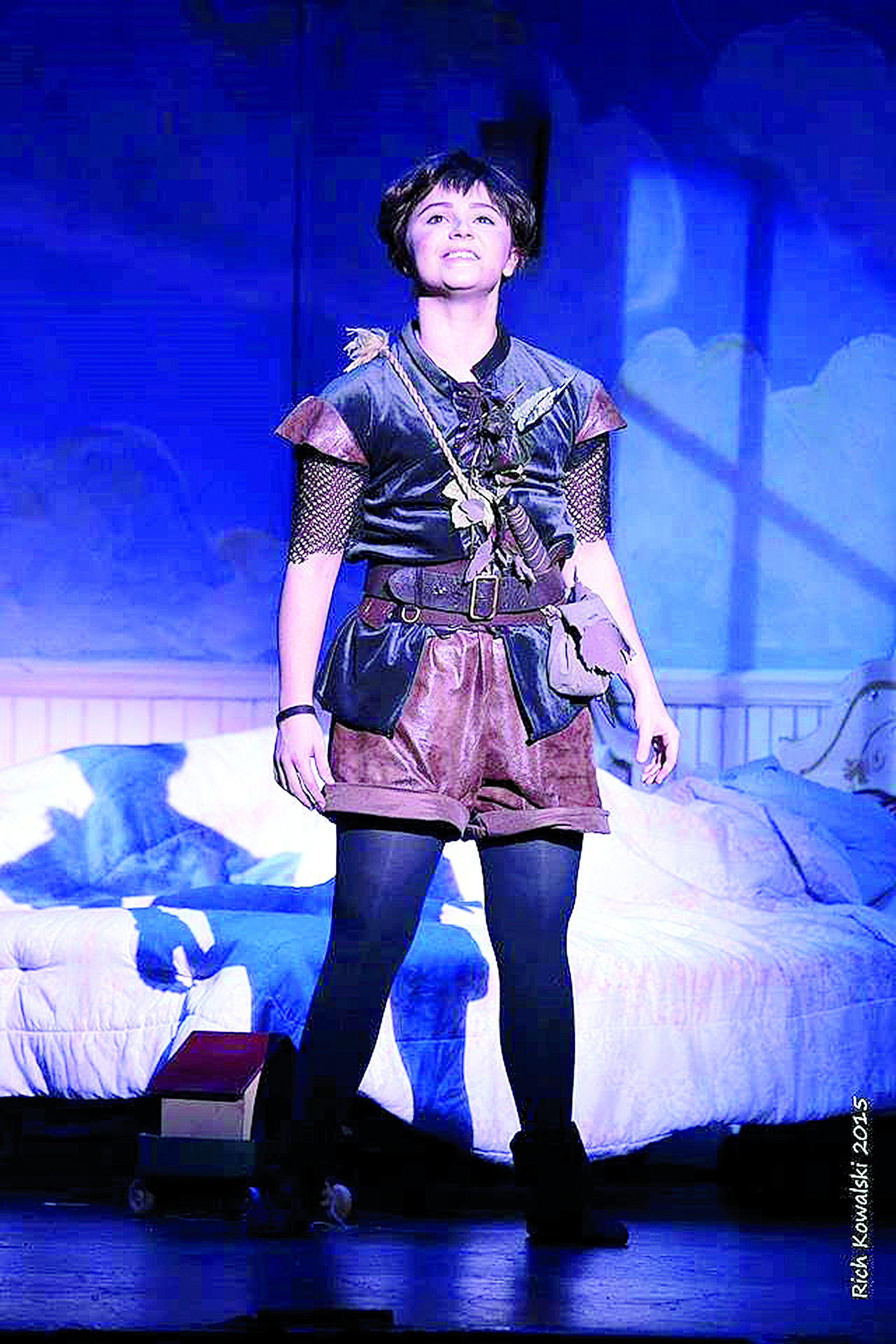 The Two River Times Theater Review Peter Pan