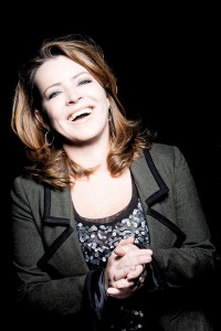 Comedian Kathleen Madigan will appear at the Count Basie Theatre Jan. 9. Photo: Luzena Adams