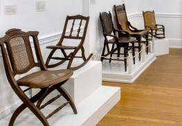 Factory-made chairs from Bergen and Hunterdon Counties. Photo credit: McKay Imaging LLC
