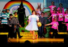 Wizard of Oz at Ranney Lower School