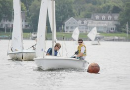Learning to sail is a fun way to keep your child unplugged during the summer.