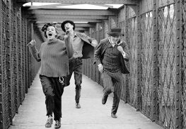 """Jules and Jim,"" French filmmaker Francois Truffaut 1962 film is part of the French New Wave. Photo courtesy A. Peter"
