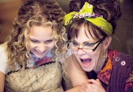 "Isabella Acres and Sally Field star in ""Hello My Name is Doris"". Photo: Roadside Attractions."