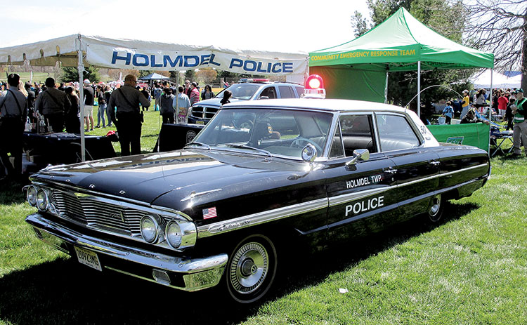 The Two River Times Holmdel Police Mark A Half Century Of Service