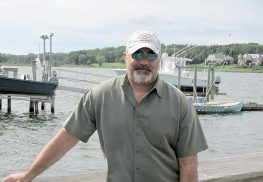 Fair Haven's Brian Rice has worked with neighboring communi- ties to re-establish the long-dormant Navesink River Municipali- ties Committee to assist in improving the river's condition.