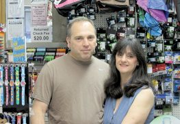 Current owners Bob and Rose Budnick are planning on even- tually closing Laird Stationery, which has been continuously operating on Fair Haven's River Road for more than 60 years.