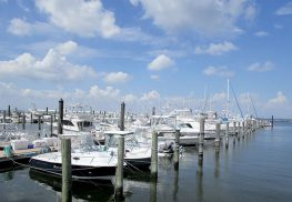 Atlantic Highlands is renting personal watercraft space at the municipal harbor.
