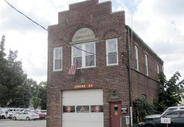 The Red Bank Borough Council is looking to sell the Independent Engine Company's 106-year-old firehouse on Mechanic Street. John Burton