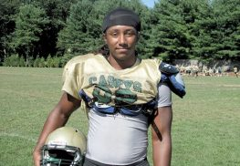 Nasir Darnell, Red Bank Catholic DE - HARVARD (File Photo / Rich Chrampanis)