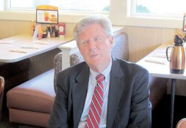 U.S. Rep. Frank Pallone meets with reporters this week to discuss his work in Washington, D.C. and in his 6th Congressional District here in New Jersey.