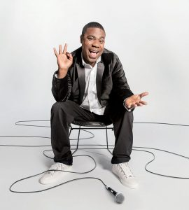 """Tracy Morgan will bring his national tour """"Picking Up the Pieces"""" to Count Basie Theatre Oct. 28. Photo by Paul Mobley"""