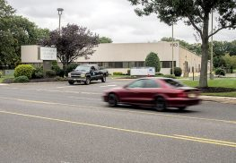 The Shrewsbury Borough Zoning Board is hearing an application by ShopRite for a new shopping center at 1151-1163 Shrewsbury Ave. Photo by Anthony V. Cosentino