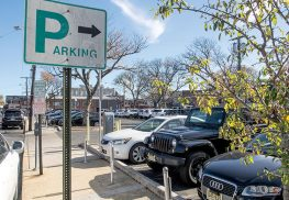 The Red Bank Borough Council will consider local legislation intended to help solve the town's chronic parking shortage. Photo by Anthony V. Cosentino