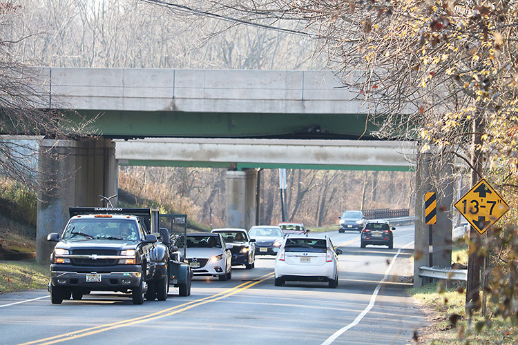 The Two River Times 4 Million Price Tag To Repair Damaged Parkway Bridge