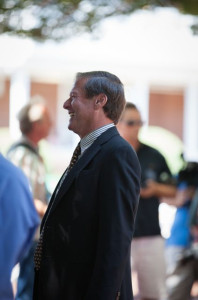 Dennis Drazin is the advisor to the New Jersey Thoroughbred Horsemen's Association, which operates Monmouth Park. Photo: Tina Colella