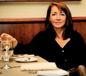 Deborah Smith, author of The Jersey Shore Cookbook.