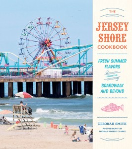 """""""The Jersey Shore Cookbook"""" features recipes from 50 eateries that hug the shore."""