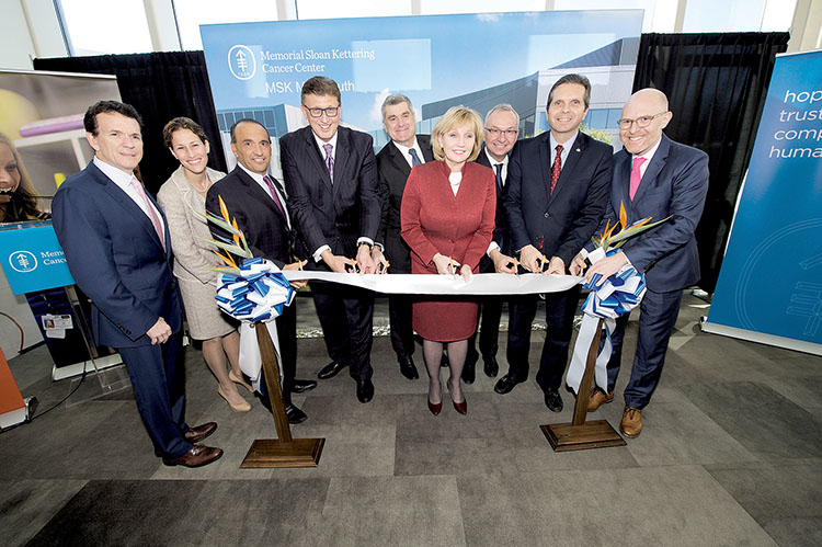 The Two River Times | Memorial Sloan Kettering Opens Its