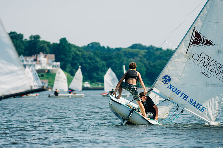 The Two River Times   60th Annual Junior Sweepstakes Regatta