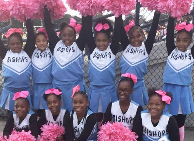 Asbury Park Pop Warner needed help, and an anonymous donor stepped in.