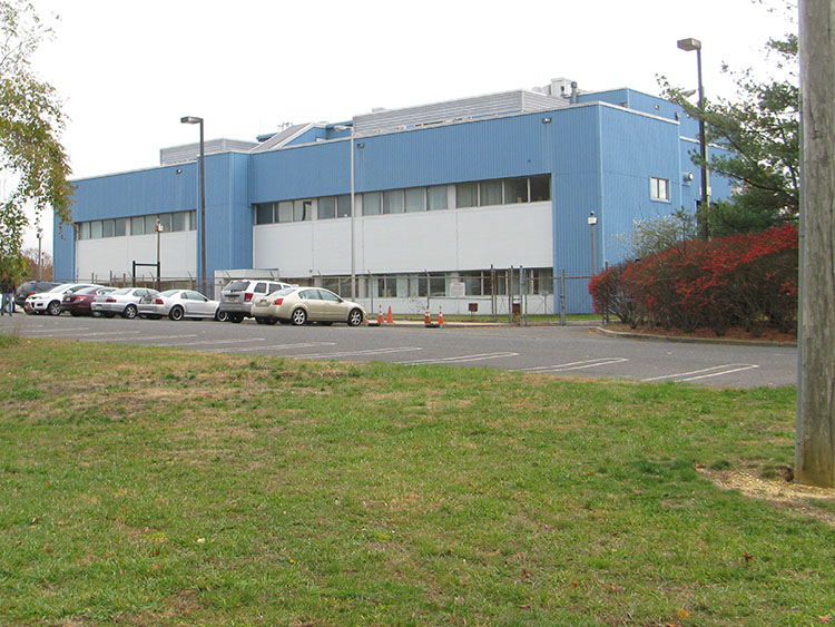Fort Monmouth's former Pulse Power Building in Tinton Falls will be offered for sale this year.
