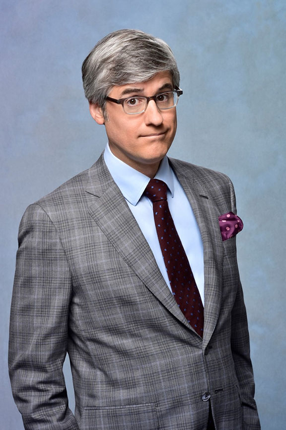 The Two River Times | Far From Morbid, Mo Rocca Makes Obits Fun
