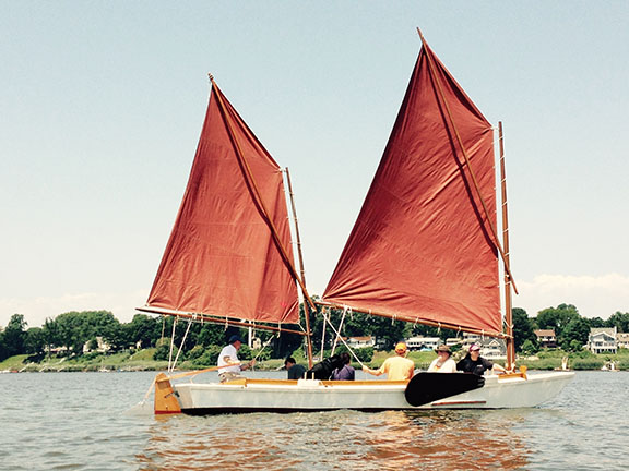 Promoting Love for the River By Inviting the Public to Set Sail